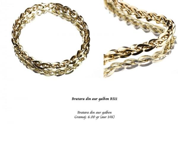 Bratara-din-aur-galben-B511
