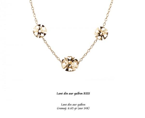 Lant-din-aur-galben-B555